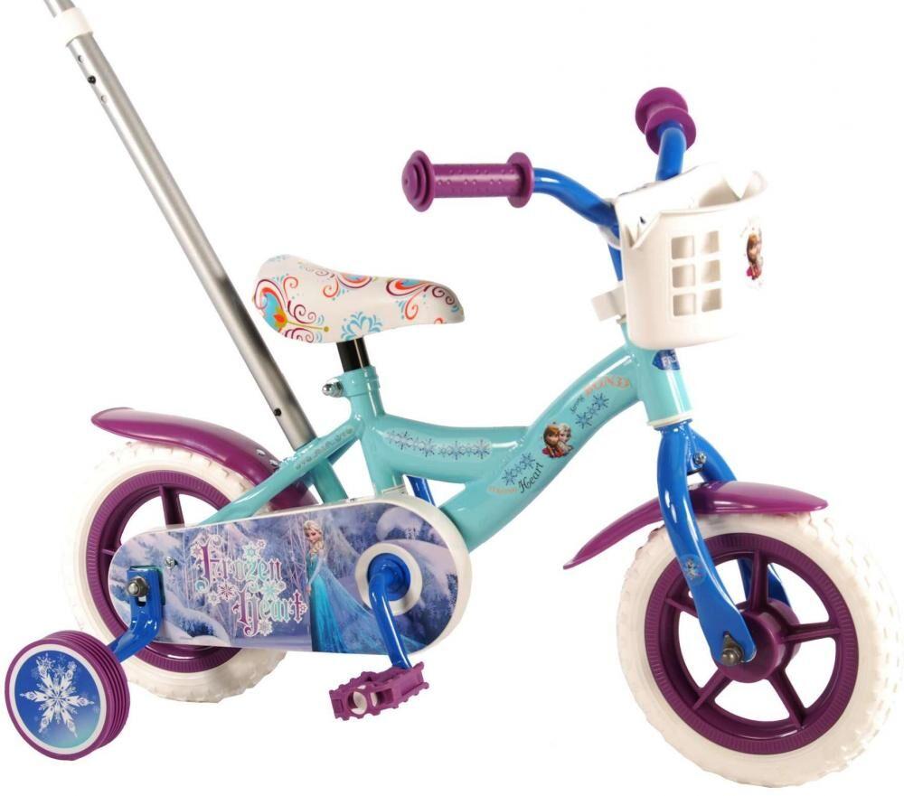 Frozen – huurteinen seikkailu Huurteinen Seikkailu lastenpyörä 10 tuumaa - Disney Frozen pyörä 51061