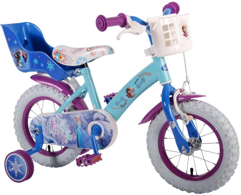 Frozen – huurteinen seikkailu Frozen Lastenpyörä 12 tuumaa - Disney Frozen - huurteinen seikkailu pyörä 51261