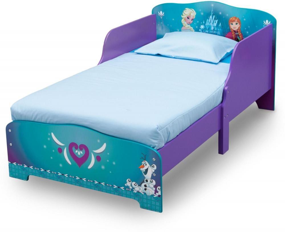 Frozen – huurteinen seikkailu Frozen junior sänky - Disney Frozen huonekalut 54069