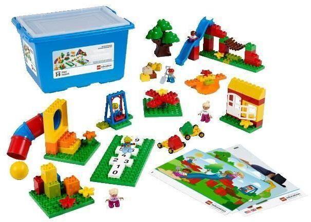 Lego Iso leikkipuisto-setti - Lego Duplo 45001