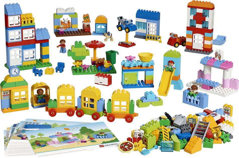 Lego Minun kaupunkini - Lego Duplo Education 45021