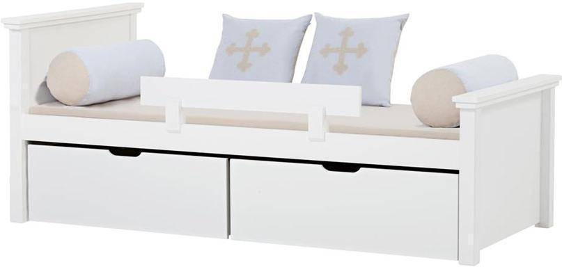 Hoppekids Deluxe sänky laatikoilla 90 x 200 cm - Hoppekids Fairytale Knight Sänky 102920