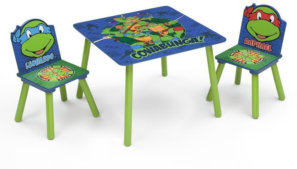 Turtles Pöytä- ja tuolisetti - Turtles Pöydät ja tuolit 046057