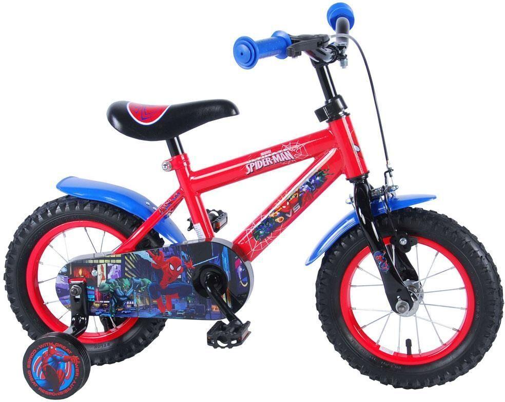 Spiderman Childbike 12 tuumaa - Spiderman lasten pyörä 994234