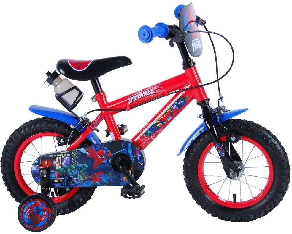 Spiderman Childbike 12 tuumaa - Spiderman lasten pyörä 994357