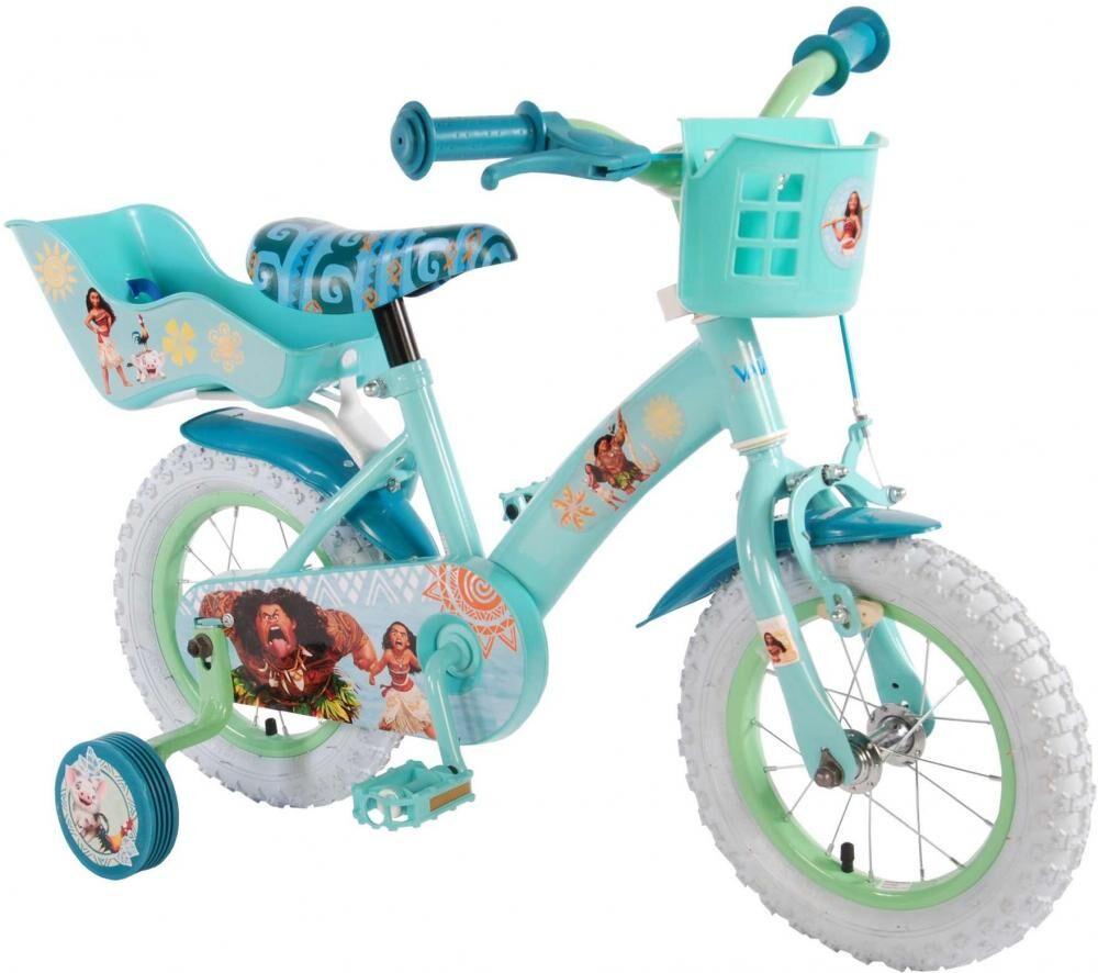 Vaiana lasten polkupyörä 12 tuumaa - Disney Moana lasten pyörä 61256-CH