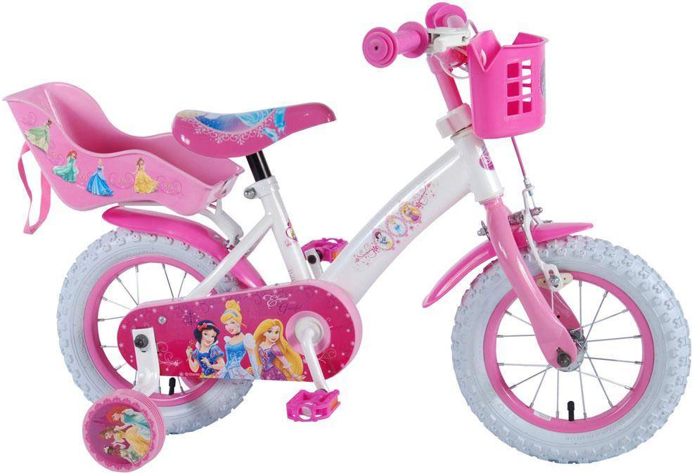 Disney Princess Childrens Bike - Disney prinsessa lasten polkup