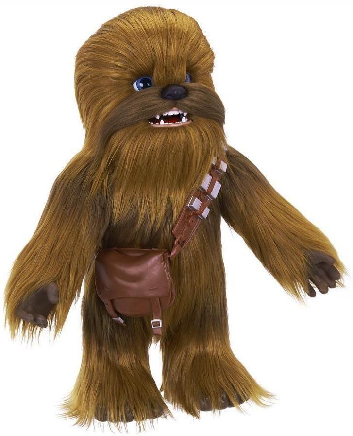 Fur Real Chewbacca interaktiivinen nall - FurReal Chewie sähköinen nalle