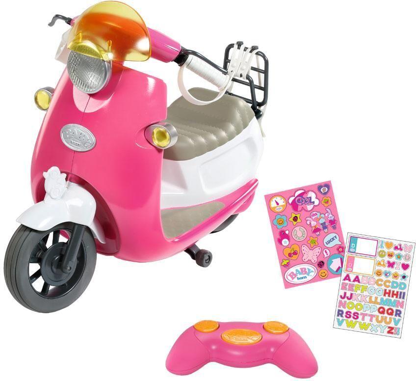 Baby Born Vauvan syntynyt Scooter - Baby Born lisävarusteet 82477