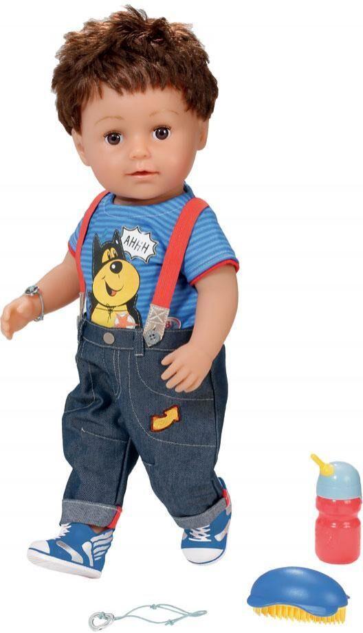 Baby Born Vauvan syntynyt veli - Baby Born osoittaa 825365