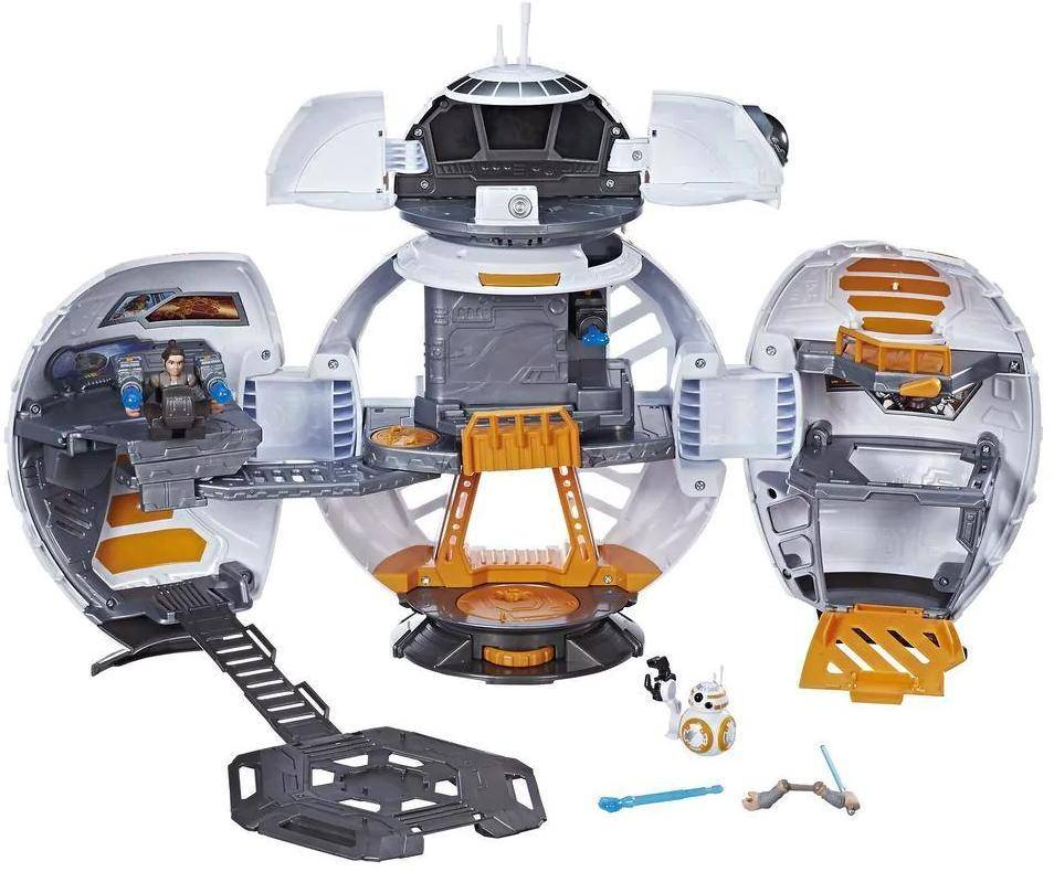 Star Wars BB-8 Adventure Base 2 in 1 - Disney Galactic heroes C0728