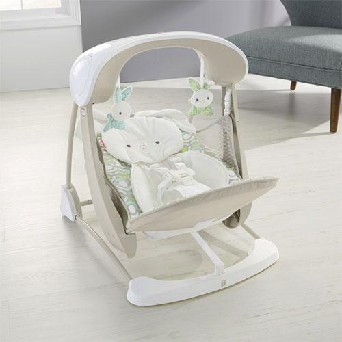 Fisher-Price Ota mukaan keinu ja istuin - Fisher Price vauva DKD86