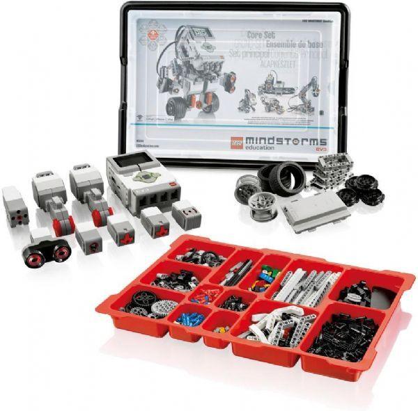 Lego Mindstorms EV3 Core Set - LEGO Education 45544