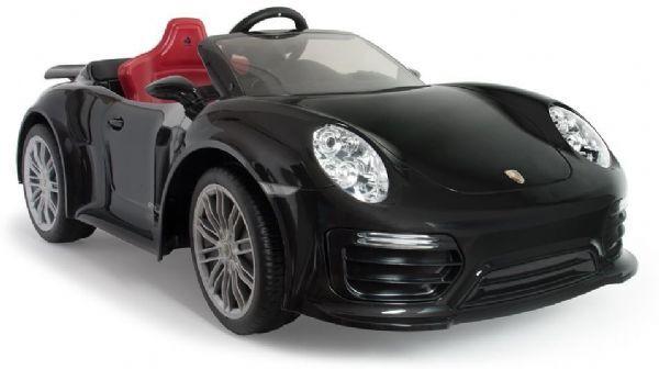 Injusa Porsche 911 Turbo S 12V - Sähköauto lapselle 7184