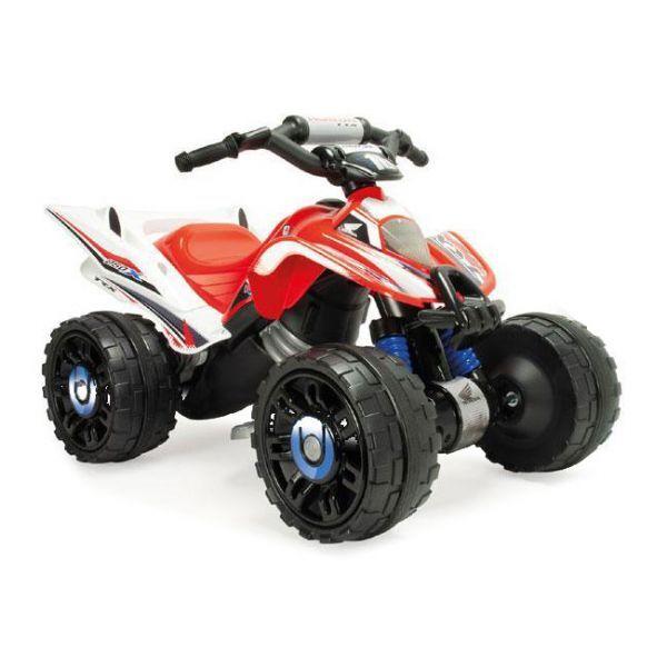 Injusa Honda ATV Quad 12v - Sähköauto lapsille 12 volttia