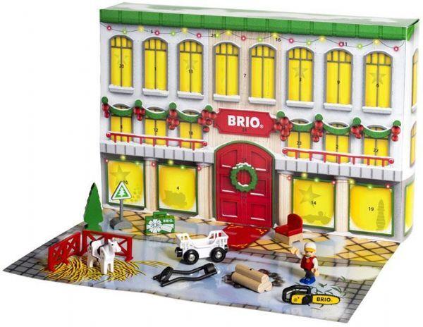 Brio joulukalenteri 2017 - Joulukalenteri 2017 33877