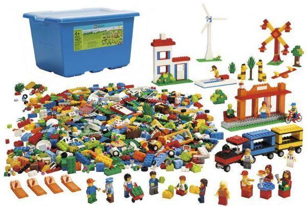 Lego Iso City Aloituspakkaus - Lego Education 9389