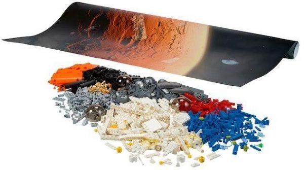 Lego Mindstorm EV3 Space Chall - LEGO Mindstorm Koulutus 45570