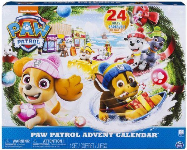 Ryhmä Hau Joulukalenteri - Ryhmä Hau pakettikalenteri 45038