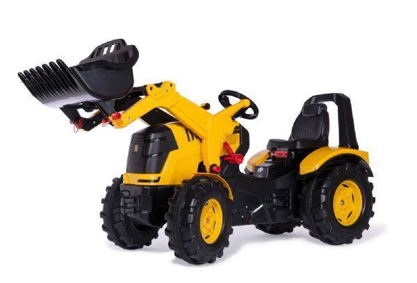 rollyX-Trac Premium JCB etukuo - Rolly Toys-palkkio 651139