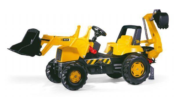 Rolly Junior JCB Traktori - Rolly Toys 812004