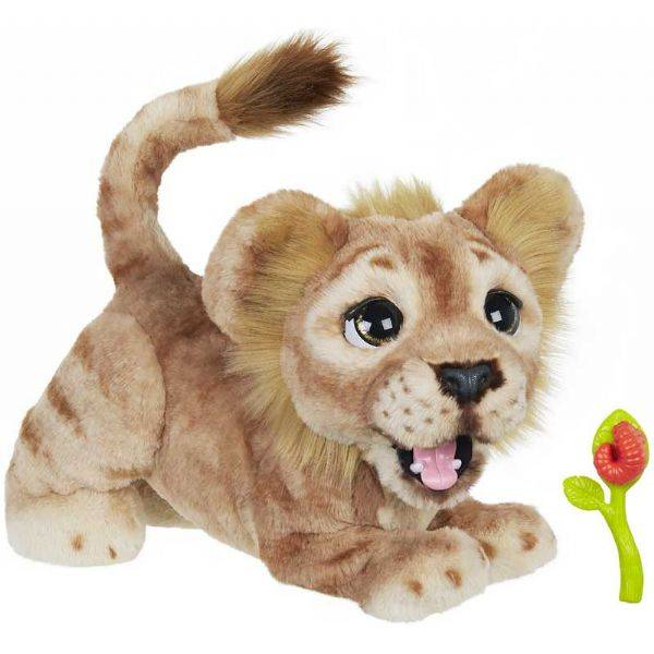 Fur Real FurReal Roaring Simba - Furreal Interactive Lion King