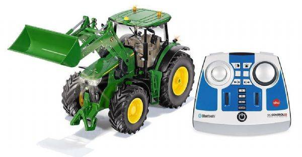 Siku John Deere 7310R Traktori 1:32 - Siku 6795