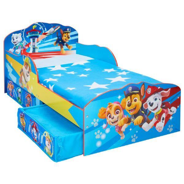 Worlds Apart Paw Patrol sänky-ilman patjaa - Paw patrol lasten sänky 670804