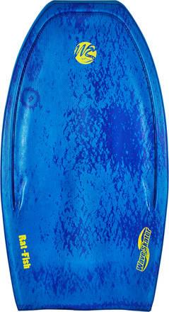 Wave Skater Bodyboard Wave Skater Rat Fish (Aqua / Navy)