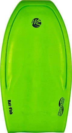Wave Skater Bodyboard Wave Skater Rat Fish (Lime)