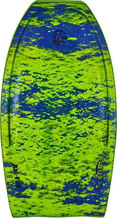 Wave Skater Bodyboard Wave Skater Rat Fish (Lime / Navy)