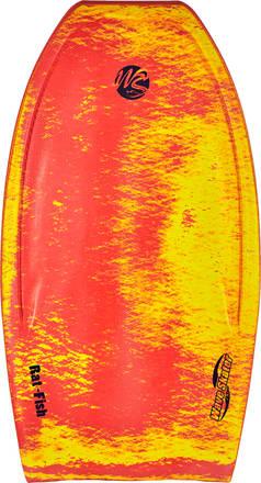 Wave Skater Bodyboard Wave Skater Rat Fish (Punainen)