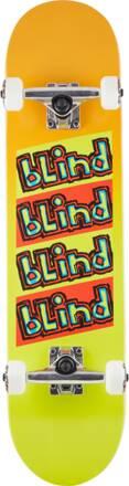 Blind Skeittilauta Blind Incline (Keltainen)