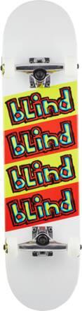 Blind Skeittilauta Blind Incline (Valkoinen)