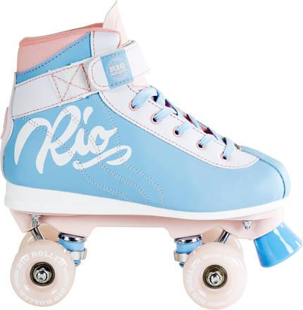 Rio Quad Rullaluistimet Rio Roller Milkshake Blue (Sininen)