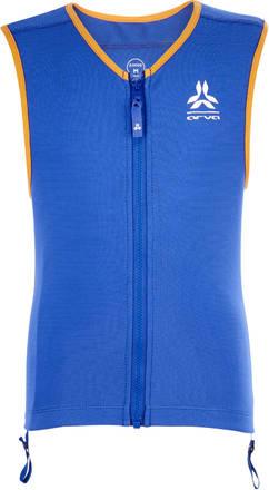 Arva Action Vest Junior selkäpanssari (Blue/Orange)