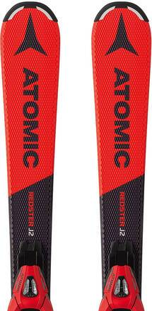 Atomic Redster J2 Jr 18/19 Junior Skis + C5 ET Bindings (Punainen)