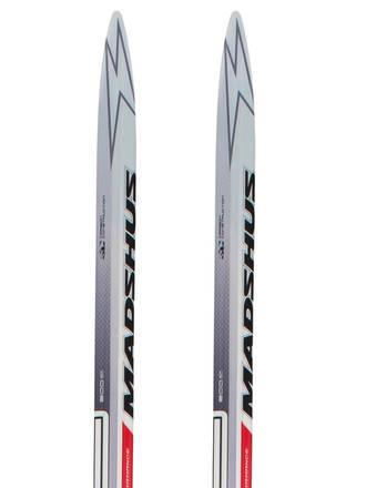 Madshus Birkebeiner Classic Harmaa Carbon Skis