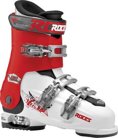 Roces Laskettelumonot Roces Idea Free 6in1 Sdettv Junior (White/Red)