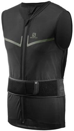 Salomon Flexcell Light Vest Backprotection (Musta)