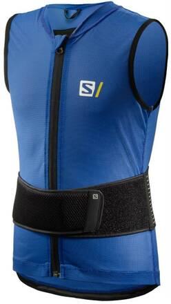 Salomon Flexcell Light Vest Junior Back Suoja (Sininen)