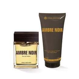 Yves Rocher Setti - Ambre Noir, EdT, Suihkugeeli