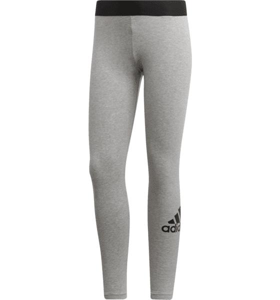 Image of Adidas W Mh Bos Tight Leggingsit GREY HEATHER (Sizes: L)