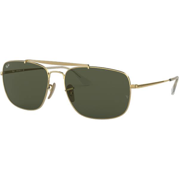 Ray-ban The Colonel Suoja- & aurinkolasit GOLD-001 (Sizes: 61)