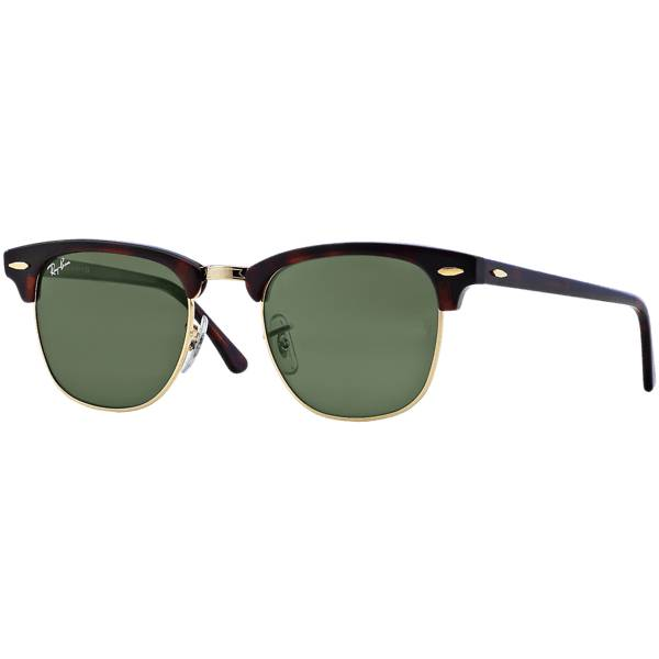 Image of Ray-ban Clubmaster Classic Suoja- & aurinkolasit MCK TORT-W0366 (Sizes: 51)