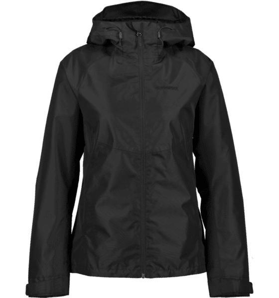 Everest W Allround Jacket Retkeilyvaatteet BLACK (Sizes: 36)