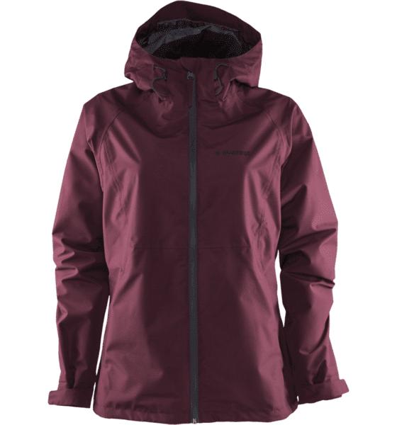 Everest W Allround Jacket Retkeilyvaatteet DARK RED (Sizes: 40)