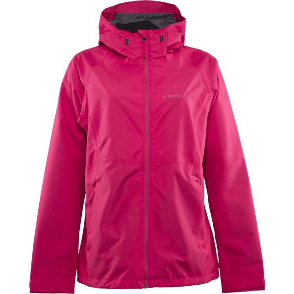 Everest W Allround Jacket Retkeilyvaatteet BRIGHT PINK (Sizes: 34)