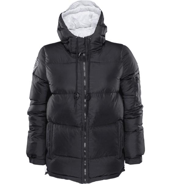 D. Brand W Eskimå Jkt Untuvatakit BLACK/WHITE (Sizes: XS)