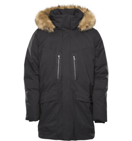 Everest M Down Parka Untuvatakit BLACK (Sizes: XL)